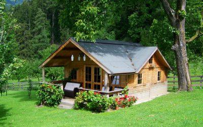 Træhuse er nogle af de mest charmerende huse at bo i